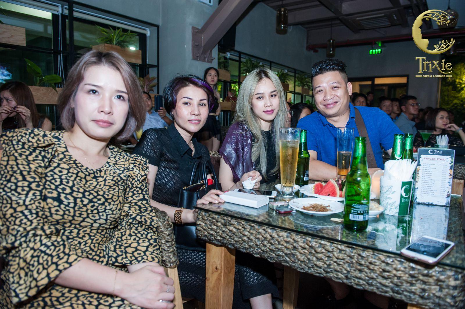 Khám phá quán café offline độc nhất vô nhị ở Hà Nội tại Trixie