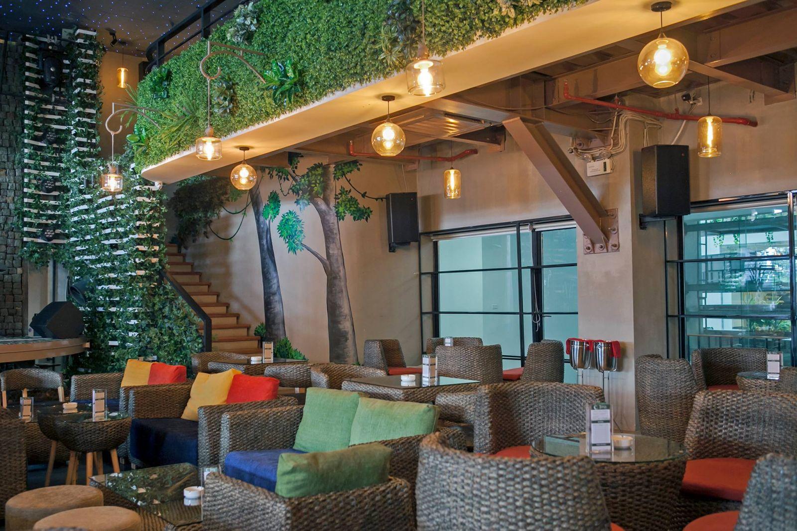 Trixie Cafe - Quán cafe yên tĩnh ở Ngã Tư Sở đẹp chất ngất