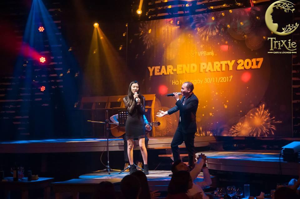 Chia sẻ kinh nghiệm tổ chức tiệc tất niên cuối năm thành công