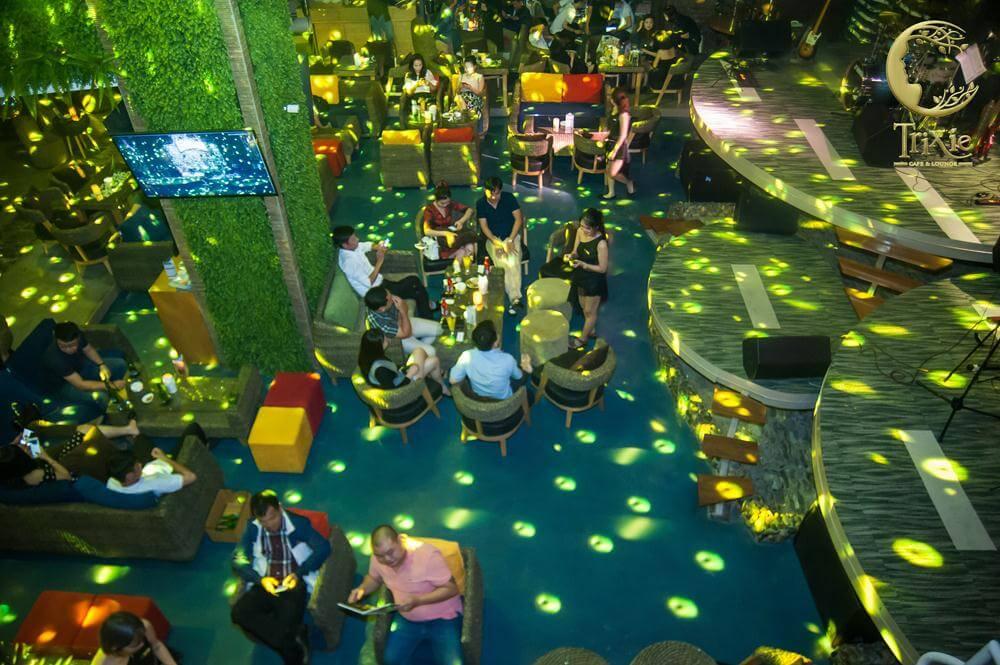 Trixie địa điểm tổ chức tiệc trà đám cưới hấp dẫn