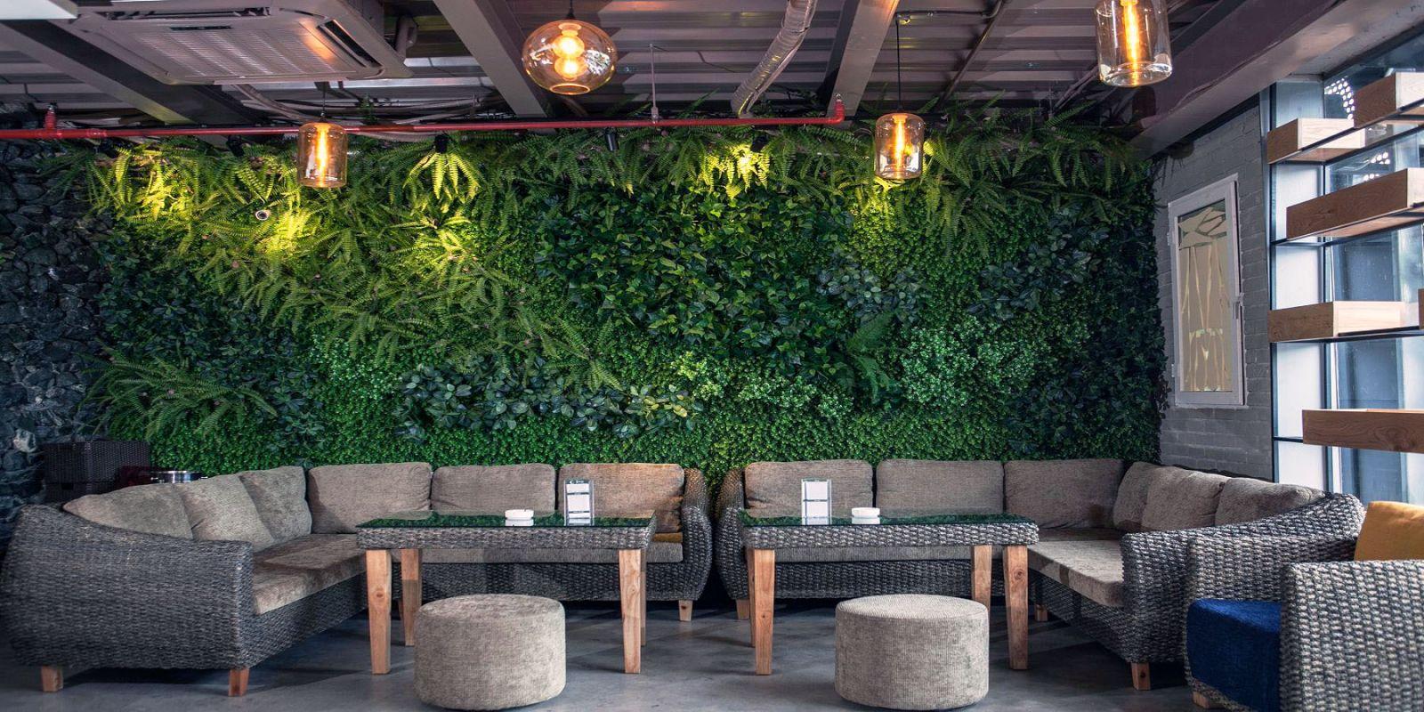 Cafe xanh Hà Nội Trixie 1