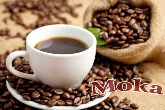 Cà phê sạch Moka