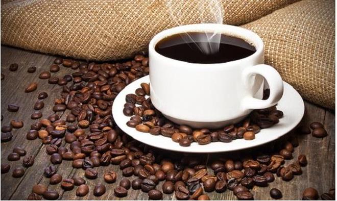Những hạt cà phê thơm ngon