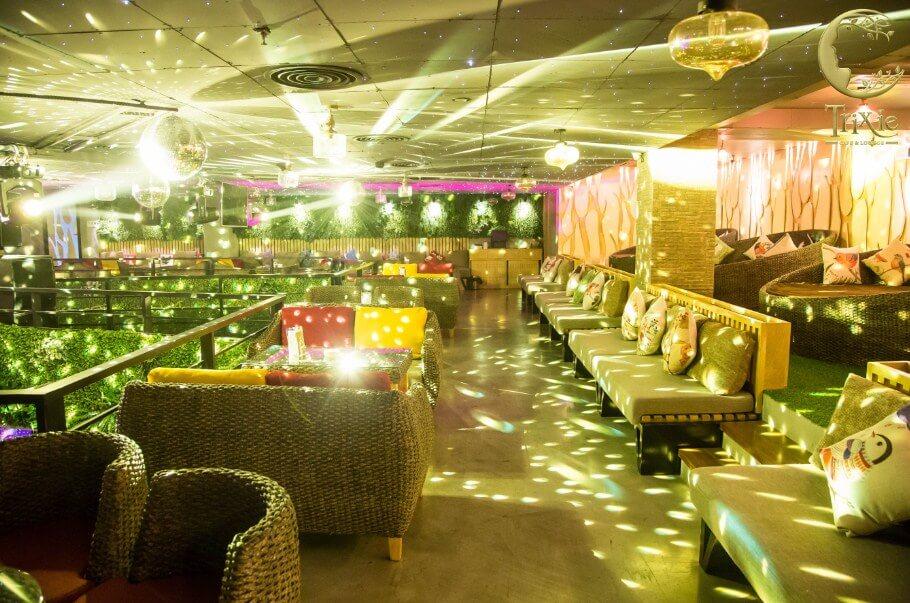 Cà phê Trixie – Một trong những quán cafe yên tĩnh nhất ở Hà Nội