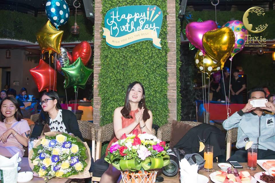 Cách tổ chức sinh nhật chỉ có 2 người lãng mạn