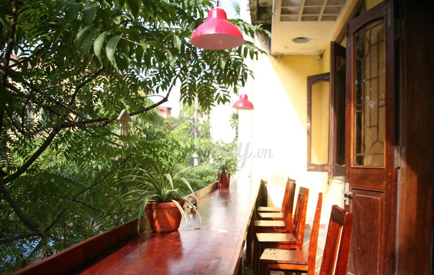 Quán cafe yên tĩnh Đống Đa 90s Home Coffee