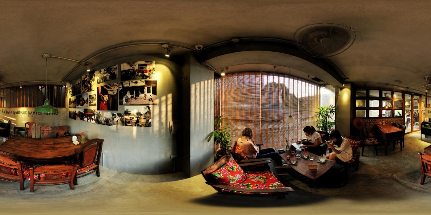 Quán cafe yên tĩnh Đống Đa Cộng