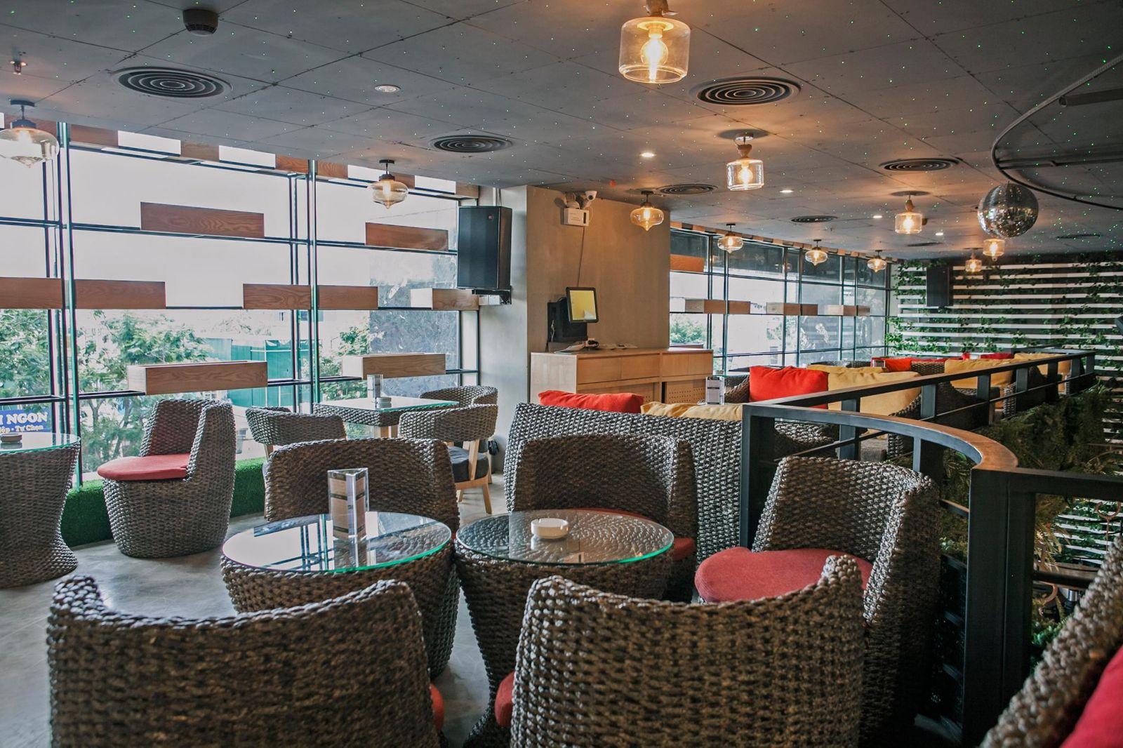 Top 5 quán cafe view đẹp ở Ngã Tư Sở bạn nhất định phải đến