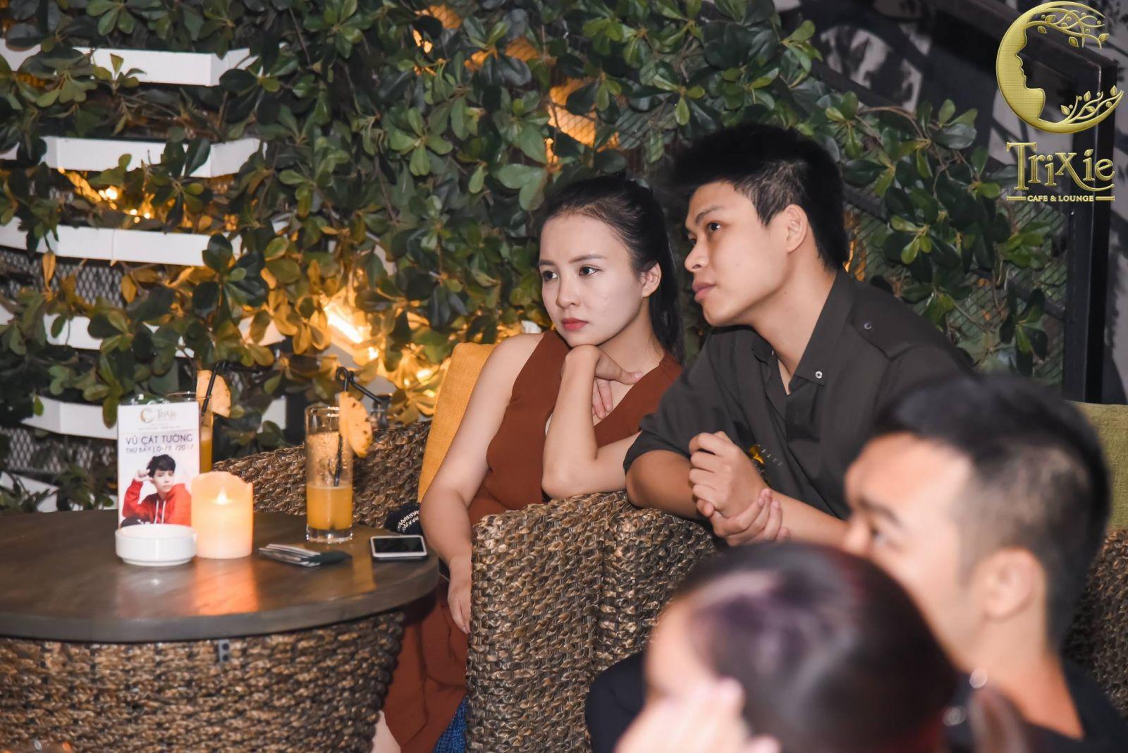5 điểm cafe cho cuộc hẹn hò buổi tối thêm lãng mạn