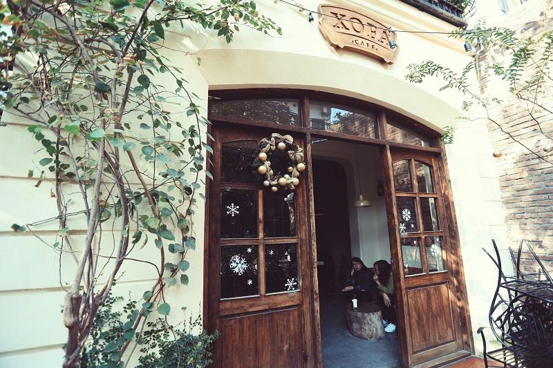 Quán cafe đẹp ở Hà Nội có không gian riêng Xofa Cafe