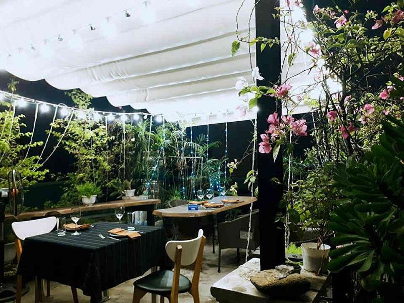 Địa điểm ăn tối lãng mạn ở Hà Nội Salmonoid