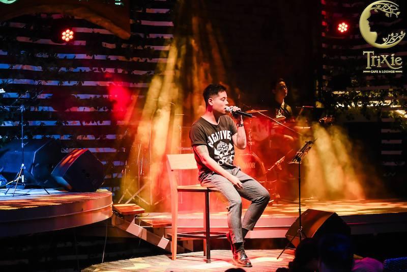 Đêm nhạc trẻ và acoustic 1