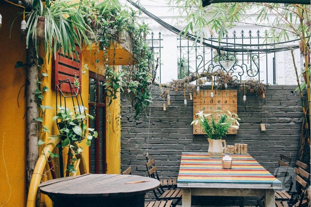 Các quán cafe đẹp ở Hà Nội để chụp ảnh Cafe Nhà 41