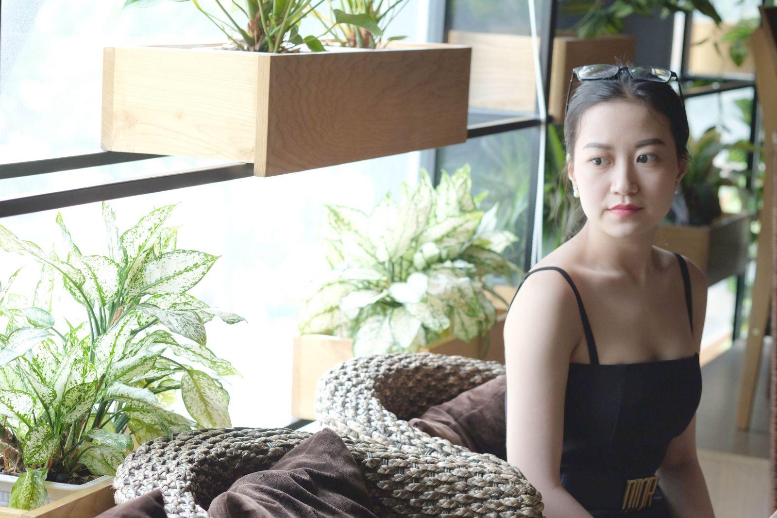 Các quán cafe đẹp ở Hà Nội để chụp ảnh Trixie Cafe