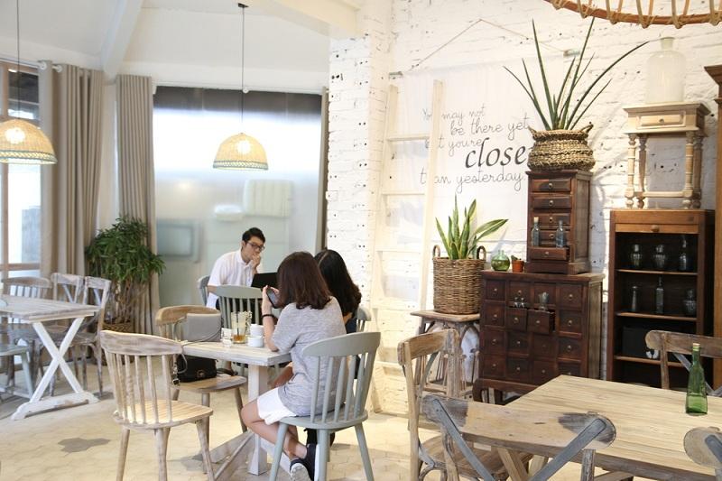 Quán cafe ấm cúng ở Hà Nội Jouri