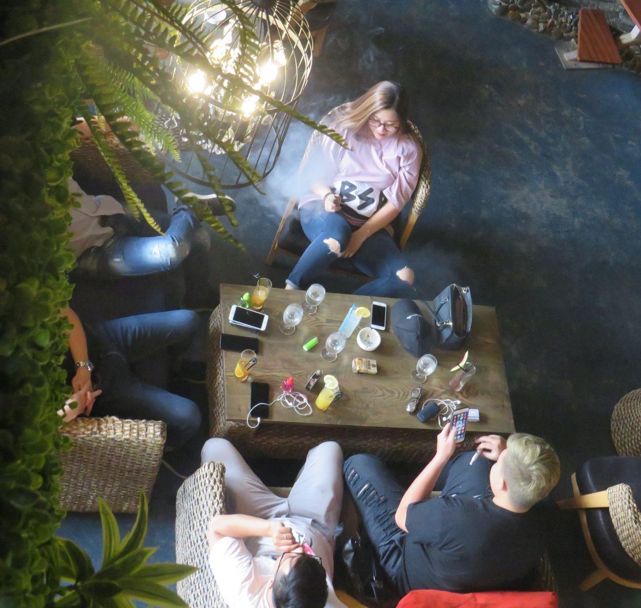 Quán cafe yên tĩnh có wifi ở Hà Nội