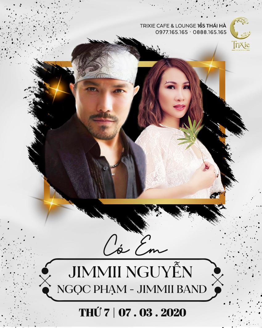 MiniShow JIMMII NGUYỄN 07-03-2020