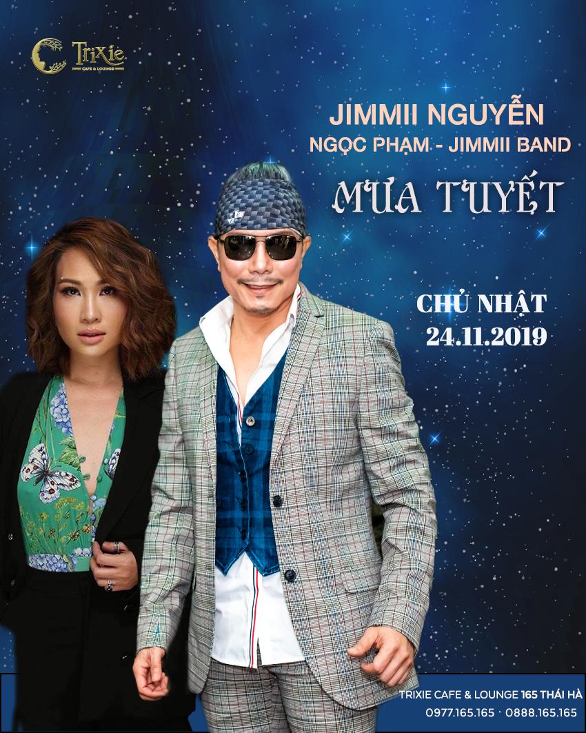 MiniShow JIMMII NGUYỄN 24-11-2019