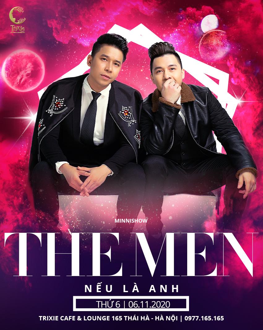 Minishow THE MEN 6-11-2020