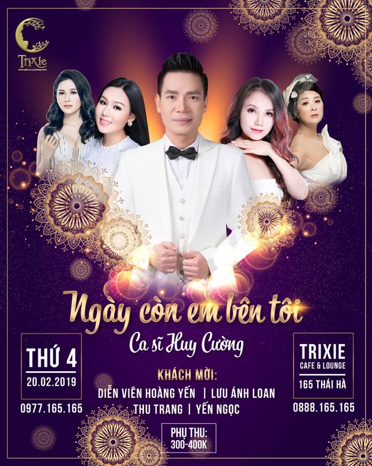 MiniShow NGÀY CÒN EM BÊN TÔI 20-02-2019
