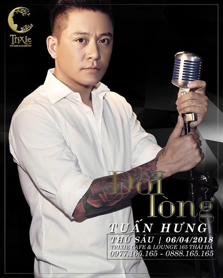 MiniShow TUẤN HƯNG 06-04-2018