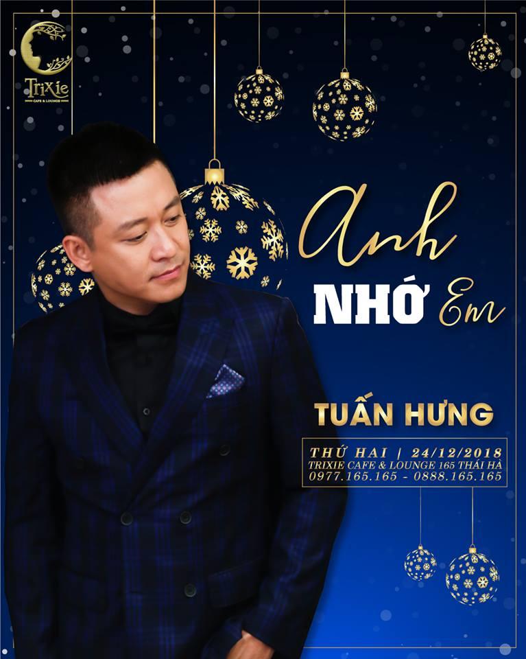 MiniShow TUẤN HƯNG 24-12-2018