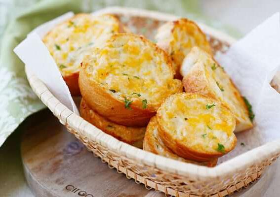 Bánh Mì Bơ Đường