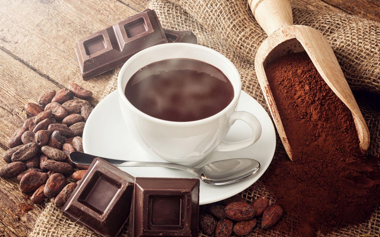 Socola cacao nóng ngon tại Trixie cafe