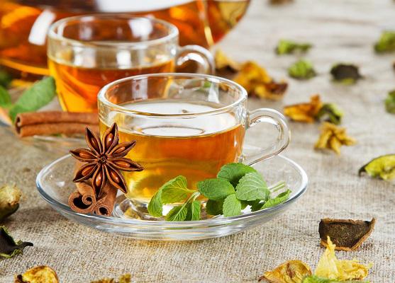 Trà bá tước mộc vị ( Tea Pot )