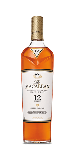 Macallan Sherry Oak 12 Yo