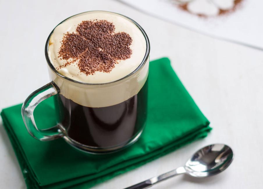 Irsh Coffee