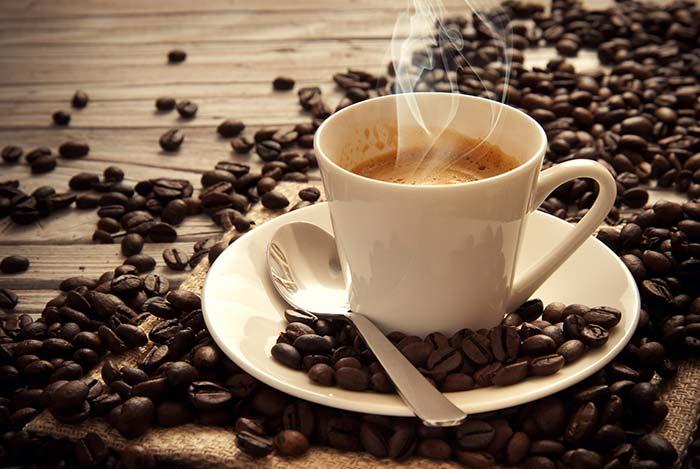 cà phê espresso đậm đà, thơm ngon