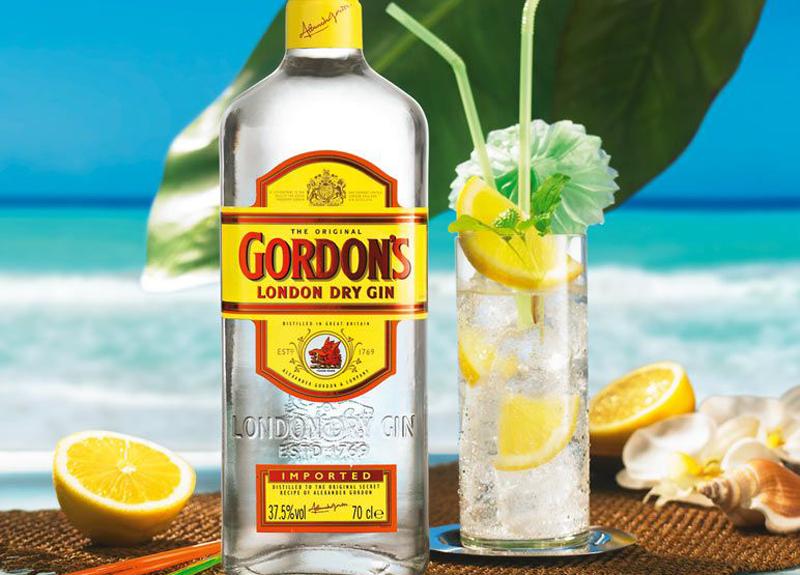 Gordon's Gin (rượu ly pha)