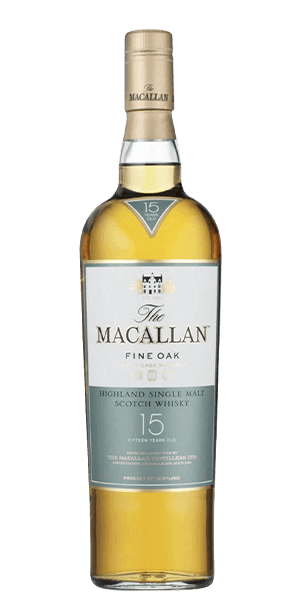 Macallan Fine Oak 15 Yo