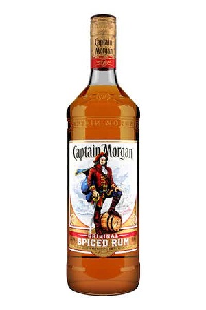 Rum Captain Morgan (rượu ly)