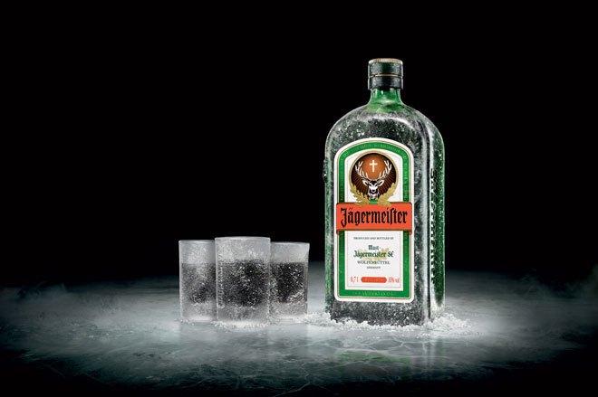 Jagermeister (rượu ly)